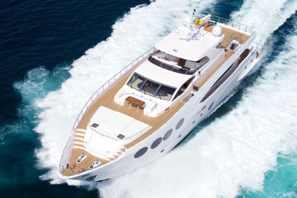 Meet The Team From Burgess Asia At Cannes Yachting Festival Apsa